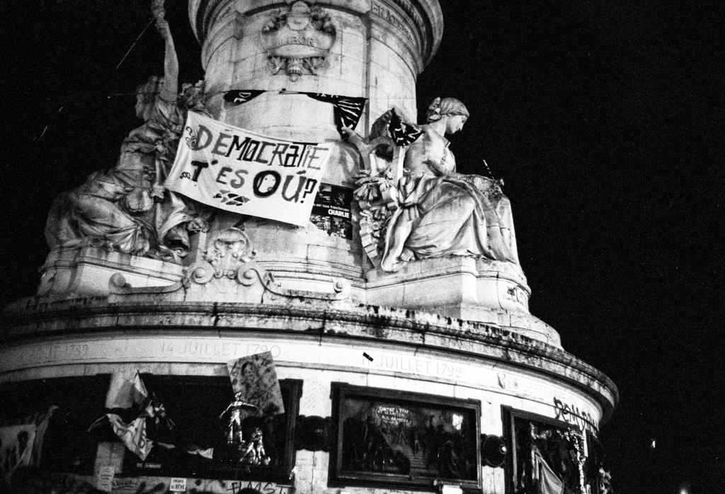 Nuit Debout, 40 mars 2016