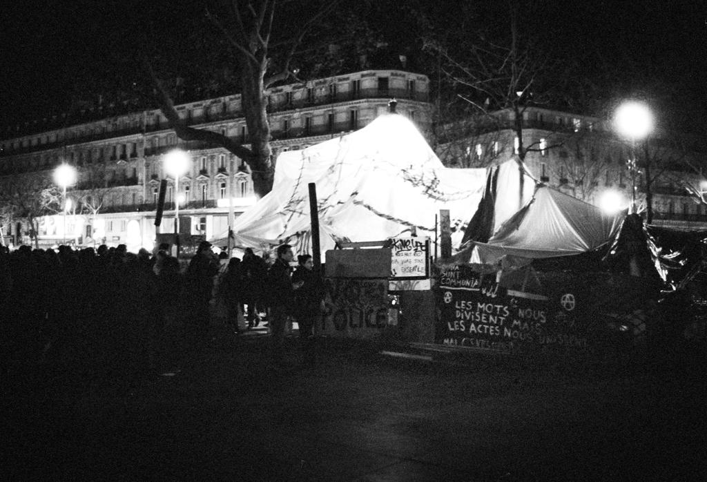 Nuit Debout 40 mars 2016 #1